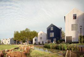 Klein Kadoelen Amsterdam-Noord in ontwikkeling