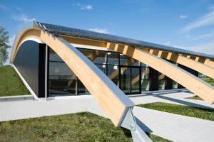 Innovatiegebouw Polins in Portogruaro (It) door Marco Acerbis