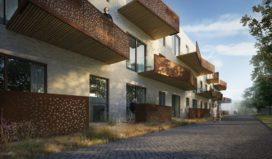 dJGA ontwerpt 32 assistentiewoningen in Halle