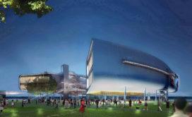Octatube bouwt mee aan Botín Centrum, Spanje van Renzo Piano