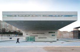 Villa Méditerranée in Marseille (FR)