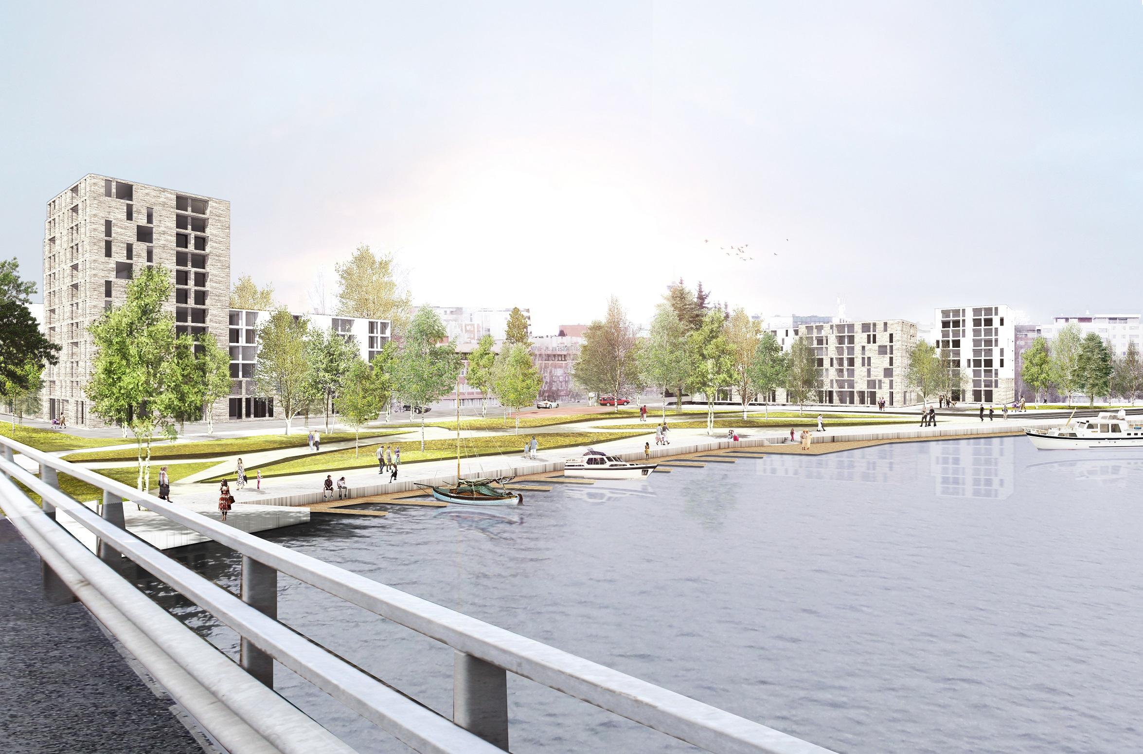 Finland, Rijnboutt