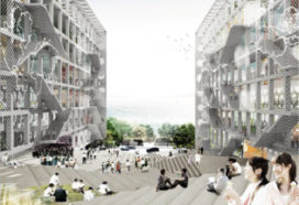 OMA start bouw campus in Hongkong