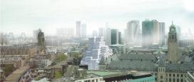 OMA start bouw Timmerhuis gemeente Rotterdam