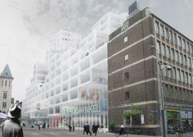 Kort geding architectenselectie Stadskantoor Rotterdam