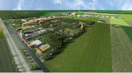 Ontwikkeling Airport Garden City  gaat van start