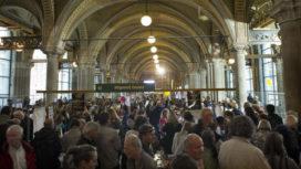 Geen evenementen onderdoorgang Rijksmuseum