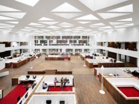 Rotterdam Architectuur Prijs voor Onderwijscentrum Erasmus MC