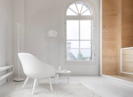 i29 interior architects ontwerpt Room On The Roof voor Bijenkorf Amsterdam
