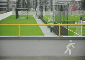 Verenigingsgebouw Bijlmerpark door DaF-architecten