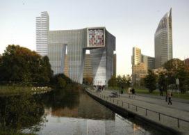 Competitie voor groot woongebouw Den Haag CS