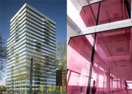 UNStudio Toren Zuidas Amsterdam gerealiseerd