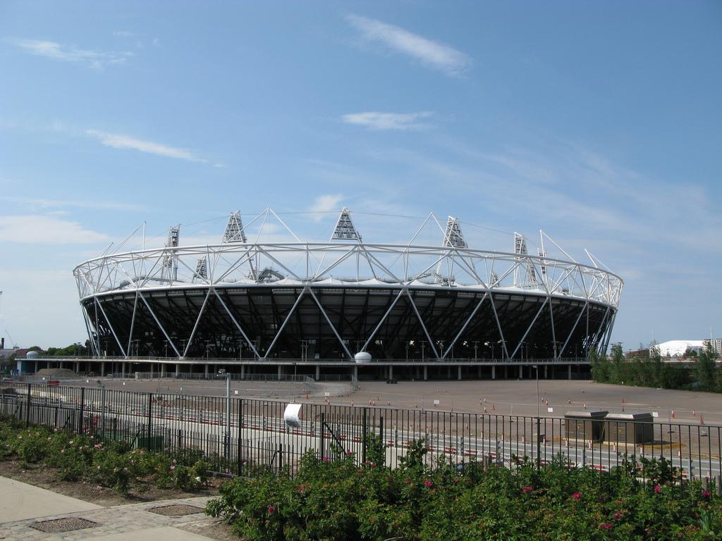 Olympic Stadium Londen 2012