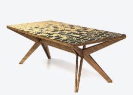 Design van de week: KRUIS-tafel door Fabrikoos