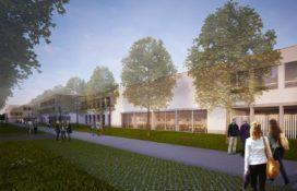 Osar Architects ontwerpt grootste scholenbouwproject van Vlaanderen