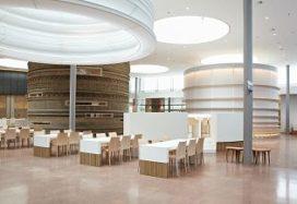 Binnenkijken in nieuw interieur Rabobank Nederland