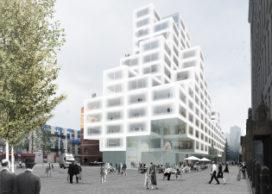 Voorontwerp Stadskantoor Rotterdam gereed