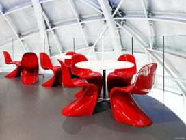 Fotografiewedstrijd Panton Chair van Vitra