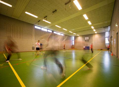 Parkhurst College Almere door SP Architecten ontvangt Groene Vlag