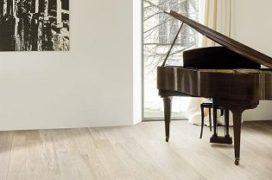 Een milieuvriendelijke houten vloer