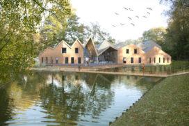 Heren 5, Hosper en Gidz winnen meervoudige opdracht dorpshuis Zwanenburg