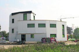 Huis van piepschuim