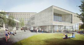 POLO Architects ontwerpt onderwijs- en practicumgebouw Quadrivium voor KU Leuven