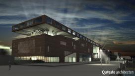 Popmuseum niet in Scheveningse haven