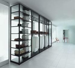 Storage van Porro door Piero Lissoni en Porro Research Centre