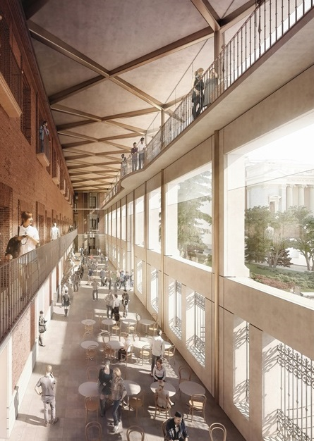 Foster wint opdracht uitbreiding Prado Madrid