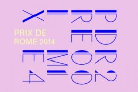 Shortlist Prix de Rome bekend