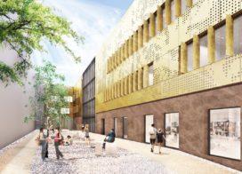 Atelier PRO wint ontwerp nevenvestiging IJburg College op Zeeburgereiland