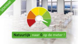 Duco telt af met gratis seminarreeks 'Natuurlijk, naar nul-op-de-meter!'