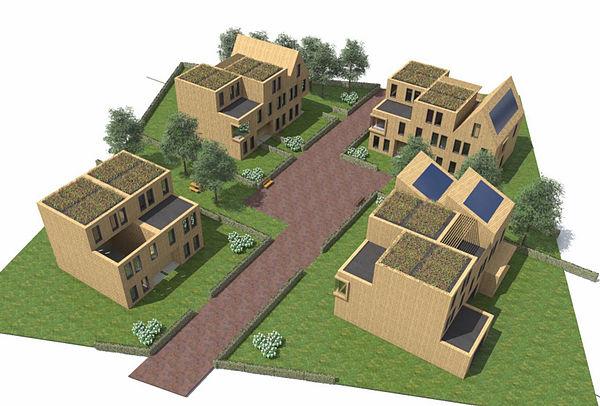 Puur Natuurwijk Ecowijk De Kiem Arnhem