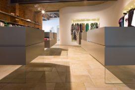 Winkel Amie Amie in Diest door PUUR interieurarchitecten