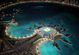 Bouwers zetten zinnen op Qatar