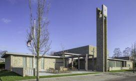 Kerkgebouw Rijsenhout – ENZO architectuur  & interieur