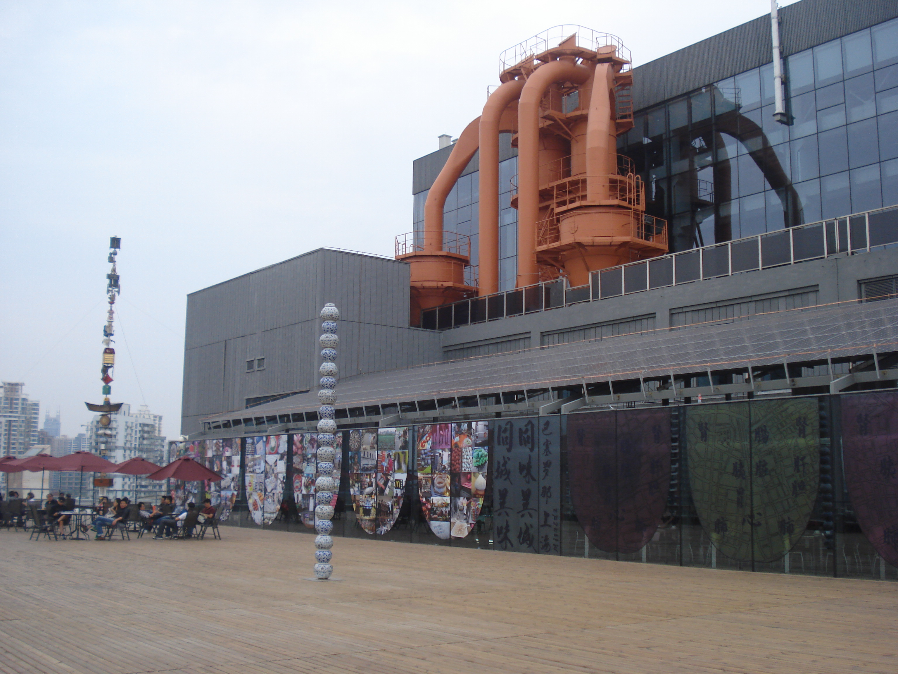 Power Station Shanghai Herontwikkeling Tanja en Reij Blog