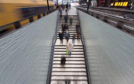 Nieuwe vloer Amsterdam CS: de ideale vloer voor drukbelopen ruimtes?
