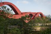 Lucky Knot van NEXT architects versterkt beleving