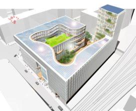 RAU wint ontwerp wedstrijd Megafluence Lyon