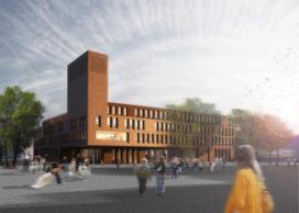 Atelier Pro bouwt 'Huis der Gemeente'