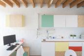 Praktijk E in Sint-Andries door Declerck-Daels Architecten