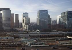 'Zuidas en Beatrixkwartier beste kantoorlocaties'