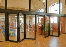 Vouwdeursysteem combineert hoge isolatie met slank ontwerp