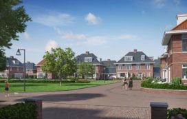 Bouwstart Villapark Eikelenburgh Rijswijk
