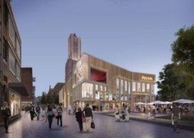 5 ontwerpen Filmtheater Arnhem