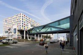 ROC Mondriaan Den Haag in gebruik