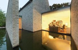 Villa Rotonda van Bedaux de Brouwer wint Reynaers projectprijs