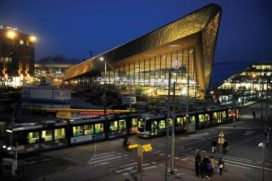 Opening Rotterdam Centraal in maart